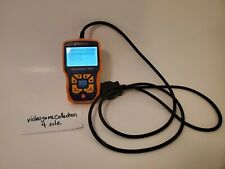 Actron Auto Scanner Plus Code Connect OBD II & ABS Reader CP9580 TESTED WORKING