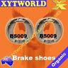 FRONT Brake Shoes YAMAHA YFB 250 D E F Timberwolf 1992 1993 1994