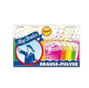 Ahoj-Brause Refreshing drinks Woodruff,Lemon,Orange,Raspberry 10s KIDS LIKE IT
