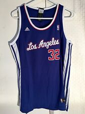 Adidas Women's NBA Jersey Los Angeles Clippers Blake Griffin Blue sz XL
