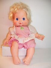 VINTAGE STRAWBERRY SHORTCAKE BLOW KISS BABY NEEDS NAME DOLL /  OUTFIT - GVC