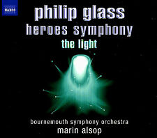 Philip Glass - Glass: Heroes Symphony + The Light (2007) * Marin Alsop BSO NAXOS