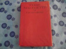 V. BLASCO IBANEZ - TERRE MALEDETTE Ed. Sozogno 1959