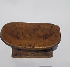 Afar Tribe  wooden Antique  Seat/Chair from Ethiopia East Africa