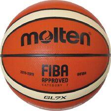 molten indoor Basketball GL7X FIBA Premium Leder BGL7X Größe 7