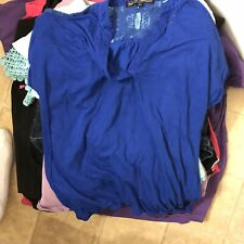Resale Bundle Lot Women's Clothing Size Large 16-20 Items Something 4 All Occa