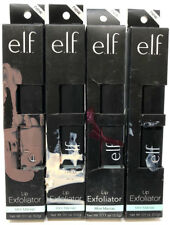 (4) ELF E.L.F. Lip Exfoliator Lip Scrub DAMAGED PACKAGING 82512 - Mint Maniac