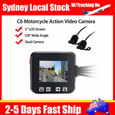 C6 Motorcycle Bike Action Mini 720p HD Video Camera DVR Wide Angle Camcorder
