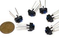 6 Pieces TCRT5000 Infrared Reflective IR Optical Sensor Photoelectric Switch A18