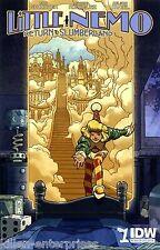 Little Nemo Return To Slumberland #1 Cover RI Comic Book 2014 - IDW