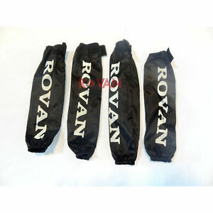 New Rovan RC Shock Covers Set of 4 Outerwares Fits HPI Baja 5B 5T 5SC King Motor