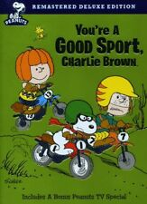 You're a Good Sport Charlie Brown [New DVD] Deluxe Edition, Rmst, Subtitled, S
