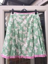 A10 Joules Skirt Style C_BRIGHTON Size 10 Floral