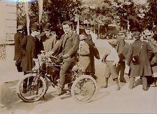 LOURDES c. 1900 - Tricycle De Dion-Bouton - Pyrénées - 216