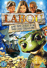 Labou And The Quest For The Lost Treasure (DVD, 2011)