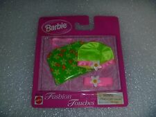 """3 Piece Fashion Touches Set By Mattel For Your Barbie """" New """" MOC 68651-92"""