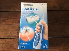 Panasonic EW1121W Cordless Ricaricabile orale IRRIGATOR FLOSSER UGELLO +1 inutilizzati