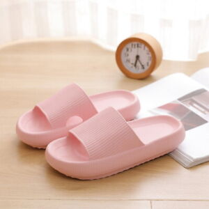 PILLOW SLIDES Sandals Ultra-Soft Slippers Anti-Slip Slippers Extra Soft Cloud >>