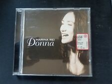 MARINA REI - CD - DONNA Ships in 24 hours!