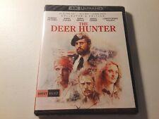The Deer Hunter (4K Ultra HD+Blu-ray) Shout Select Robert DeNiro BRAND NEW