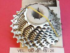 Campagnolo Veloce 2007 / 10 Speed   13 / 26   cassette sprocket set - NOS