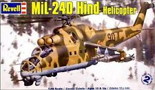 Revell Monogram Russian MiL-24 Hind Helicopter Plastic model kit 1/48