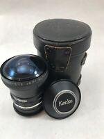 Kenko Fish-Eye 180 Degree Lens With Original Case. Must See!
