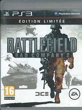 Jeu PS3   BATTLEFIELD: Bad company 2 - Edition Limitée - Playsation 3