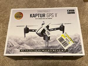 WiFi Drone Protocol Kaptur GPS II with HD Camera - NEW - FREE SHIPPING!