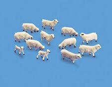 Modelscene 5110 Sheep & Lamb Set '00' Gauge = 1/76th Scale New - 1st Class Post