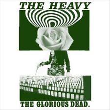 THE HEAVY - THE GLORIOUS DEAD NEW VINYL RECORD