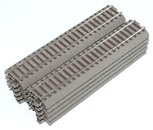 Trix H0 62172 Straight C Track 171,7 MM 10 Pieces New without Original Box