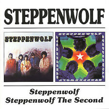Steppenwolf/Steppenwolf the Second [Remaster] by Steppenwolf  CD Played Once!