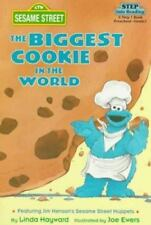 Biggest Cookie in the World  Step into Reading, Step 1, paper