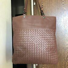 Original Bottega Veneta Shopper Tasche aus Intrecciato braunes Nappaleder *TOP*