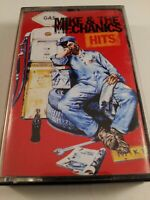 Mike & The Mechanics : Hits : Vintage Tape Cassette Album from 1996