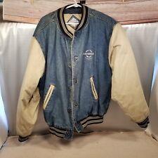 Mens Gear Sports Jacket MED Size VINCENNES UNIVERSITY