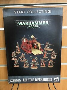 Adeptus Mechanicus Warhammer 40,000 starter  Games Workshop  Start Collecting!