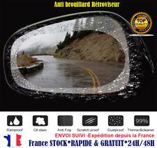Miroir Protection Film de Rechange 4pcs Voiture Rétroviseur Intérieur Accessoire