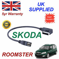 SKODA Roomster MMI AZO800002 UF6 supports usb câble voiture de remplacement