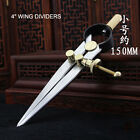 New Wing Divider Leather Craft Rotating Scratch Leathercraft Compasses DIY tools