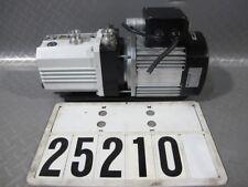 Trivac E2 D2,5E Vakuumpumpe 220-240V 2,5m³/h #25210
