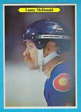 1980-81 OPC Super 5 Lanny McDonald Colorado Rockies!      GEM MINT!  *SET BREAK*