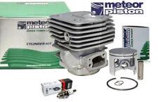 Meteor cylinder piston kit 54mm for Husqvarna 181 281 288 288XP Italy Nikasil