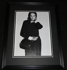Julia Roberts 2015 Givenchy Framed 11x14 ORIGINAL Advertisement