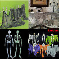 Halloween Creepy Hanging Door House Party Decor Props Skeleton Decorations