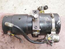 Pallet Jack Hydraulic Pump ? Volts works