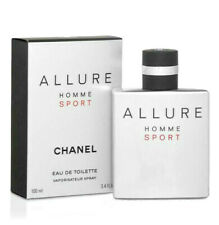CHANEL ALLURE HOMME SPORT Cologne 3.4oz / 100ml EDT Spray NEW IN BOX SEALED