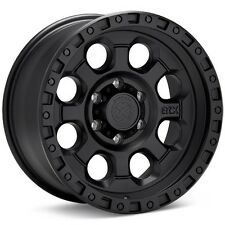 4 16 inch AX201 16x8 Black Toyota 4wd Tacoma 6 Lug Rims 6x5.5 AX20168068700