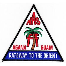 Naval Air Station NAS Agana GUAM Gateway To The Orient Military Patch